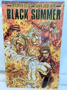 Avatar Press Black Summer Convention Special Edition Warren Ellis 2008 GN TPB