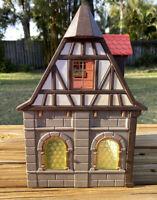 Playmobil 7109 Medieval House Vintage 7409 6463 Part Of Castle 3666
