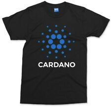 Cardano ADA T-shirt Cryptocurrency Top Crypto Coin Investor Trader Gift Tee