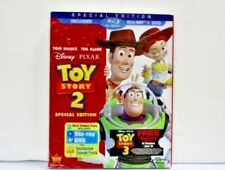 TOY STORY 2 Special Edition BLU RAY DISC+DVD COMBO PACK BNEW SEALED