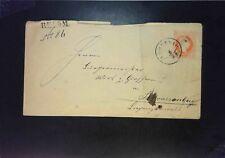 Austria 1860s/70s Uprated Postal Stationary (Creased) - Z1572