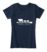Mama Bear Women's Premium Tee T-Shirt