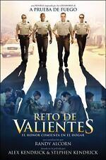 Reto de valientes: El honor comienza en el hogar (Spanish Edition)-ExLibrary