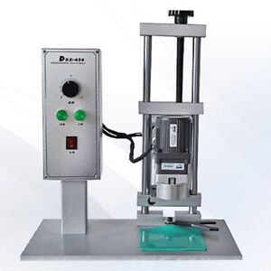 Automatic electric bottle capping machine,capping diameter 10-50mm cap screwing
