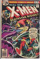 X-Men #99 Marvel Comics 1976, Deathstar, Sentinels