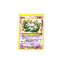 MEW #47 LILY PAD Promo Ultra Rare Black Star Pokemon Card! Cute
