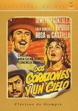 Dos Corazones Y Un Cielo DVD NEW Piporro Rosa De Castilla Factory Sealed!