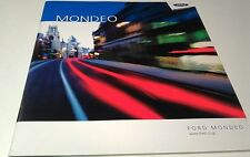 2004  FORD MONDEO Japanese Sales Brochure RARE