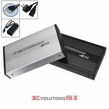CAJA EXTERNA USB CARCASA DISCO DURO 3,5 SATA EXTERNO ENVIO PENINSULA 24/48H