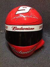 Kasey Kahne Budweiser Large Helmet Ice Beer Cooler #9 NASCAR Racing drinking