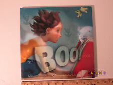The Boo! Book by Nathaniel Lachenmeyer (2012, Hardcover)