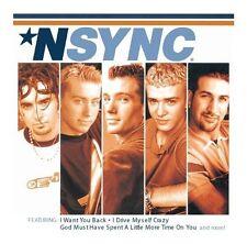 `N SYNC - NSYNC CD Sealed NEW