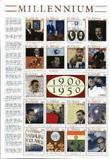 2000 ST. VINCENT MARCONI 100 ANNI RADIO MINIFOGLIO