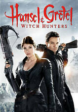 Hansel and Gretel: Witch Hunters DVD New & Sealed!!