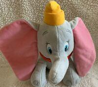 "Dumbo Plush Kohls Cares For Kids Disney Elephant Stuffed Animal 12"""