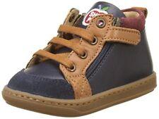 166b30d2d7f30 Chaussures à lacets en cuir pour garçon de 2 à 16 ans pointure 25 ...