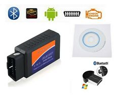 elm327 ELM 327 ODB2 Bluetooth - diagnostique voiture + CD + Dongle Bluetooth USB