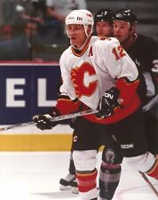 JAROME IGINLA 8x10 ACTION PHOTO Awesome NHL Picture CALGARY FLAMES #12 Avalanche
