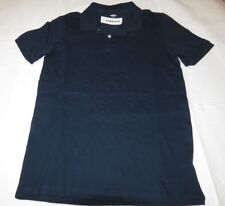 Old Navy Boys youth short sleeve polo shirt L 12 stretch School Uniform 209313