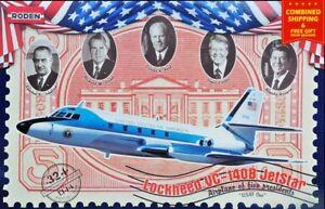 Roden 324 - 1/144 - Lockheed VC-140B Jetstar American jet aircraft model kit