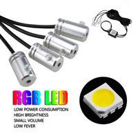 Auto LED RGB Ambientebeleuchtung Innenraumbeleuchtung leiste Telefonsteuerung