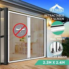 Instahut 2.1X2.8 Retractable Fixed Pivot Arm Window Awning Garden Blinds