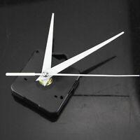 Quarz Uhrwerk Mechanismus Lange Spindel Silber Hand Reparatur Teile-Schön N E6B6