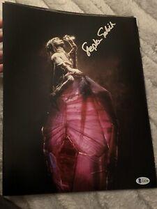 Beckett Certified The Dark Crystal Stephen Garlick  signed 11x14 photo Henson