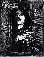 VAMPIRE: The Dark Ages - Storyteller's screen + Adventure - WWP 2801 OOP SEALED