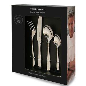 Royal Doulton Gordon Ramsay 16 Piece Cutlery Set