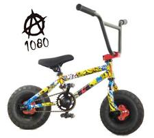 "New Limited Ed 1080 Kids Stunt Freestyle Graffiti II 10"" Wheel Mini BMX Bike"