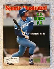 Sports Illustrated June 9, 1980; K.C. Looks O.K., Darrell Porter - RARE FIND!!