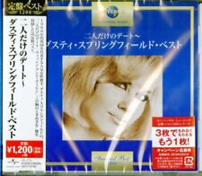 DUSTY SPRINGFIELD-I ONLY WANT TO BE WITH YOU BEST OF DUSTY...-JAPAN CD C15