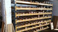 Ground Flat Stock Gauge Plate O1 steel 2mm 3mm 4mm 5mm 6mm 8mm 10mm x 500mm long