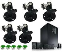 5 Halterung speaker wandhalterung Teufel Concept E 450 Konzept C Cosmo 35 Mk3 25