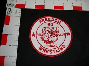 Wrestling Patch vintage 1 patch