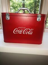 Vintage 1950's Coca~Cola Airline Cooler