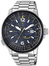 BJ7006-56L,CITIZEN Eco-Drive Watch,BlueAngel,PilotsRotatingSlideRing,DTime,WR200