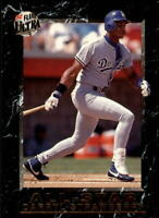1992 Ultra All-Stars Los Angeles Dodgers Baseball Card #18 Darryl Strawberry