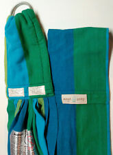Maya Wrap Lightly Padded Ring Baby/Infant SLING-size SMALL-PLUME