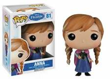 Funko Pop Disney FROZEN Princess ANNA #81 Vinyl Collectible Figure 4256 NEW BOX