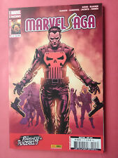 MARVEL SAGA - PUNISHER - ANNEE 2015 - COMICS - VF - PANINI - N°8 - M06954