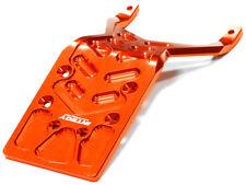Integy aluminium BILLET 4mm arrière PATINAGE plaque pour traxxas 1/10 stampede