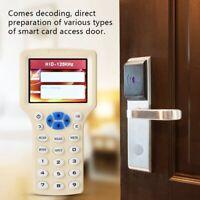 RFID Duplicator ID IC Card Cloner Copier Reader Writer Key Card 125KHz 13.56MHz