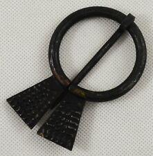 Superb Museum Quality Replica Viking Metal Penannular Brooch Celtic/Reenactments