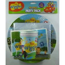 """""""THE WIGGLES""""    40 Piece - Party Pack for 8 Party Guests!"""