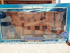 NIH Disney Parks Excl Star Wars Disney Droid Factory Jawa Sandcrawler Playset
