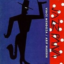 "VINCE MENDOZA ""JAZZPANA""  CD ------9 TRACKS------ NEU"