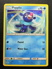 POPPLIO SM24 - Promo HOLO - Pokemon Card # 1I1