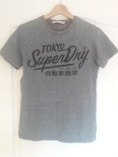 Grey Superdry T-shirt, Women's size small